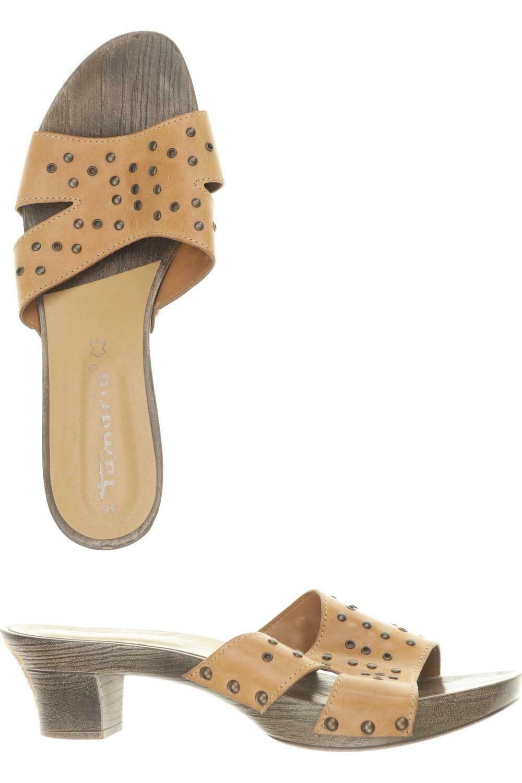 Tamaris Sandale Damen Sommerschuhe Sandalette Gr. DE 38