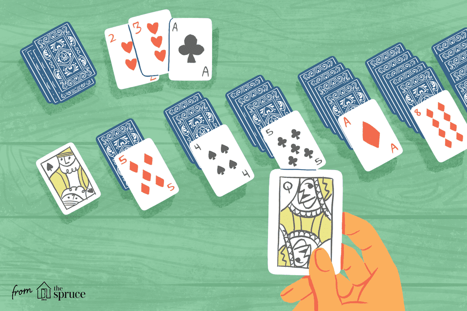 Solitaire Card Games Using a Standard 52Card Deck in 2020