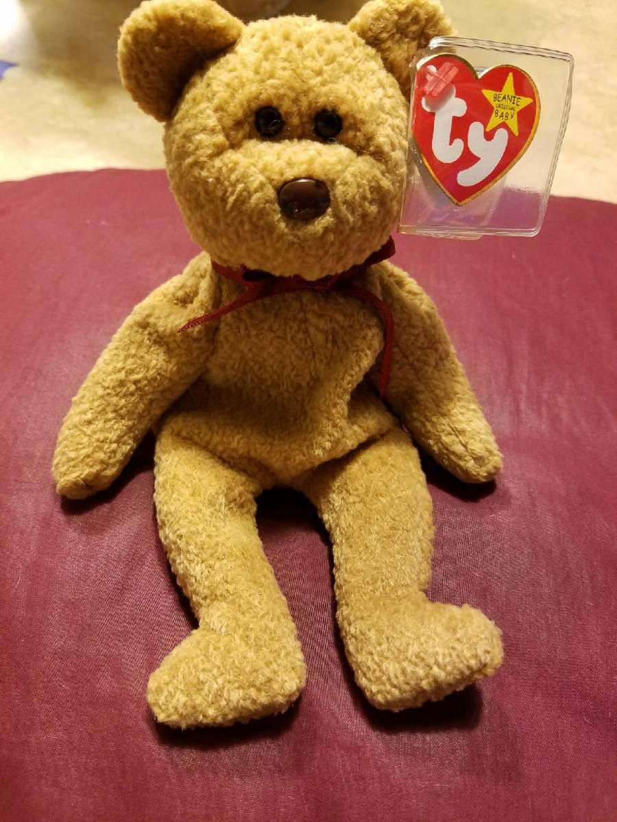 027d81f524e Extremely Rare TY Beanie Baby