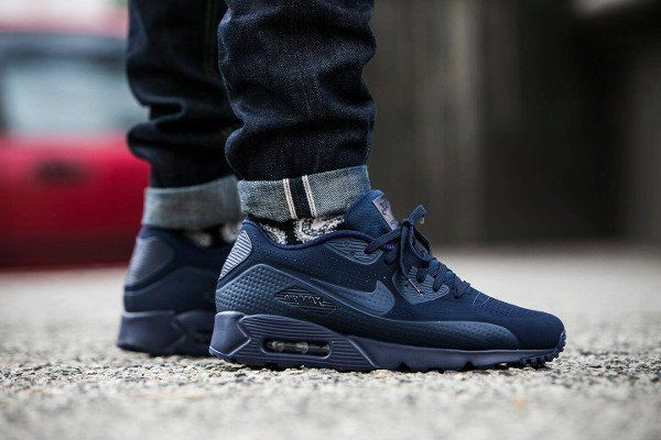 Nike Air Max 90 Ultra Moire 'Midnight Navy' post image