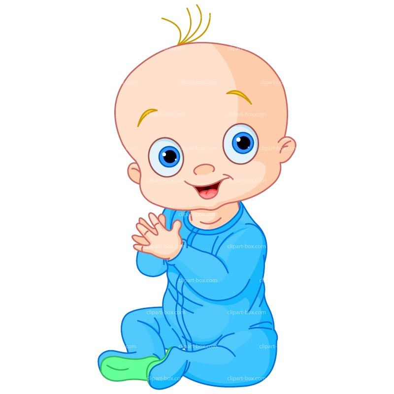 babies boogie eij417 clap your hands move your feet this rh pinterest com clip art baby boy free clipart baby boy free
