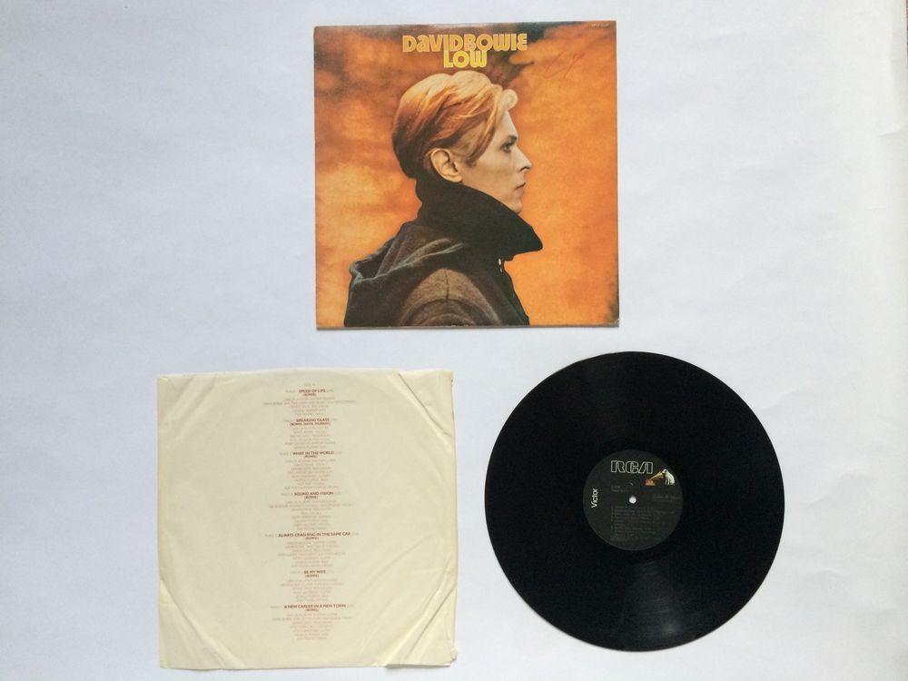 David Bowie Low Vinyl Record Lp Cpl1 2030 A