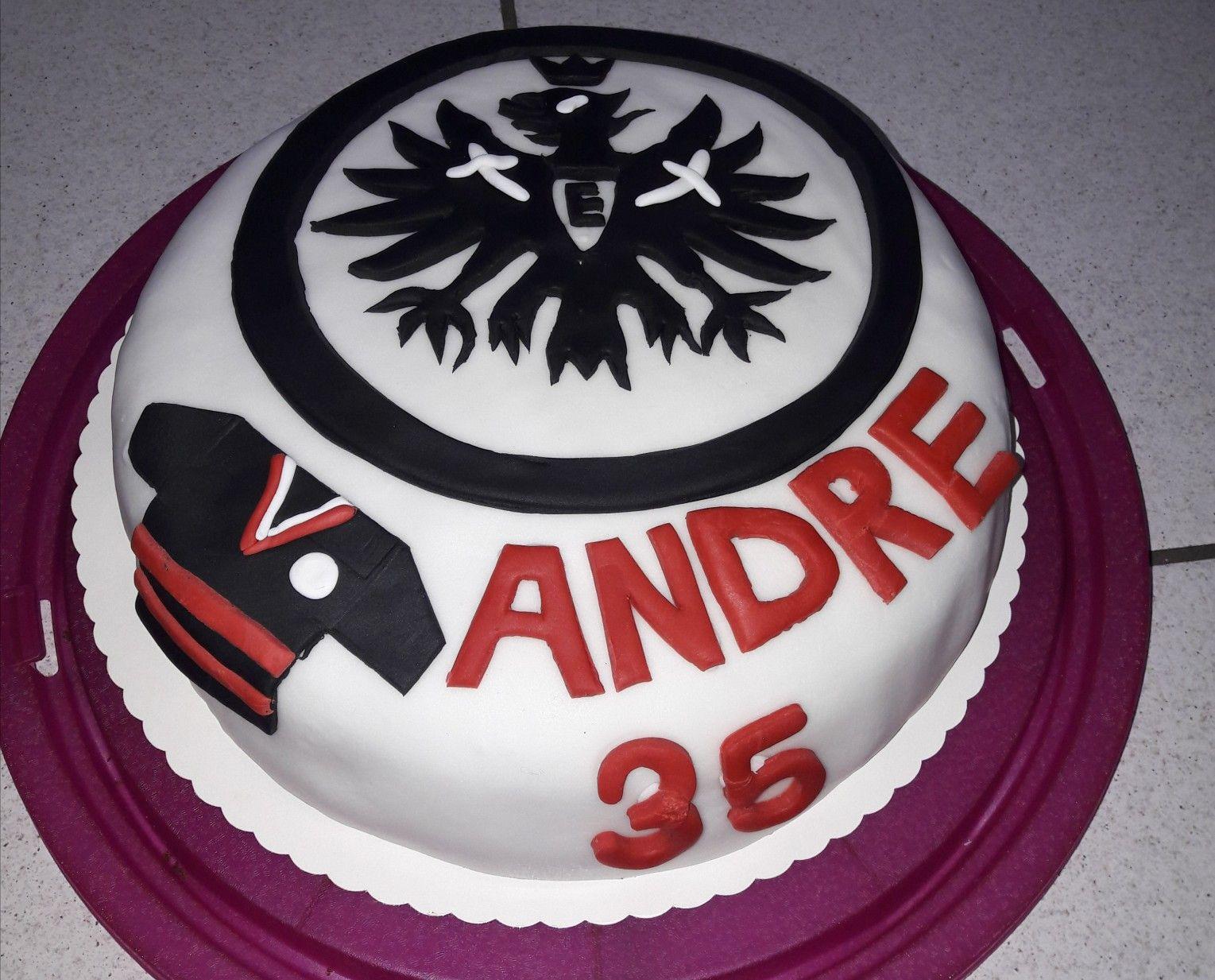 Eintracht Frankfurt Kuchen
