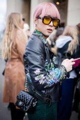 Paris Fashion Week Fall 2016 street style