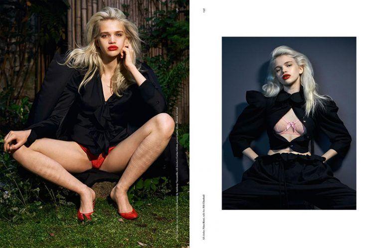 Avia - Fashion model gone bad - First 56