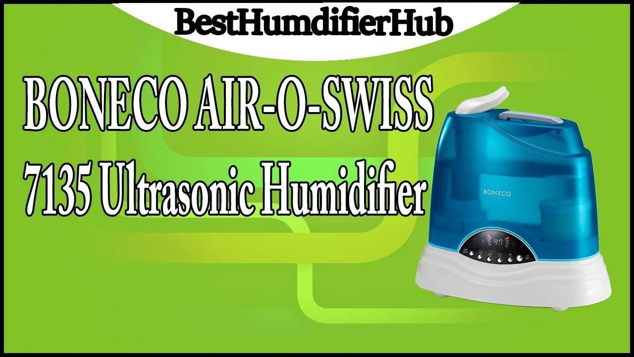Air O Swiss 7135 Humidifier Product Review