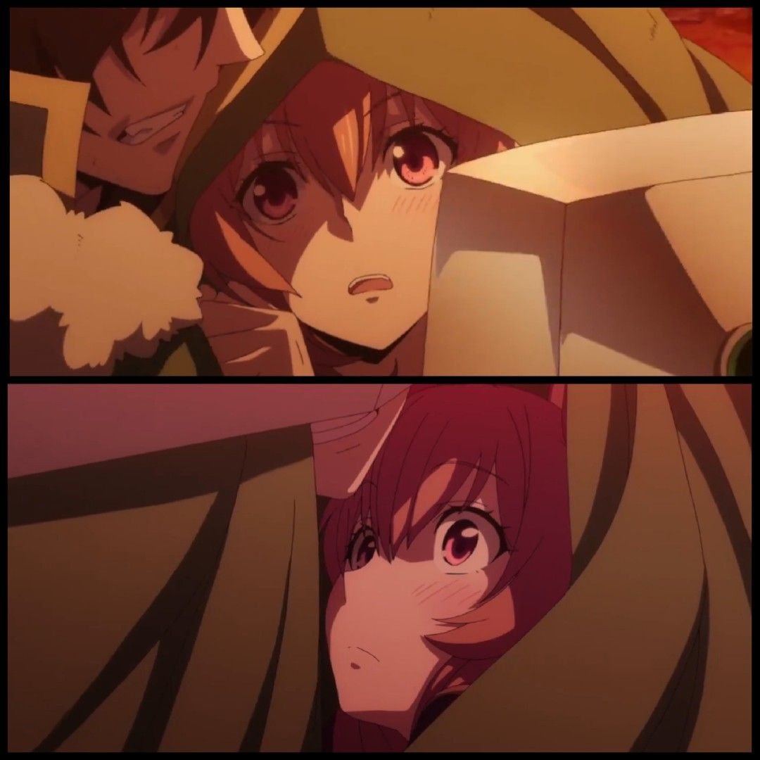 Episode 3 Knight Shield Anime Wolf Girl Anime
