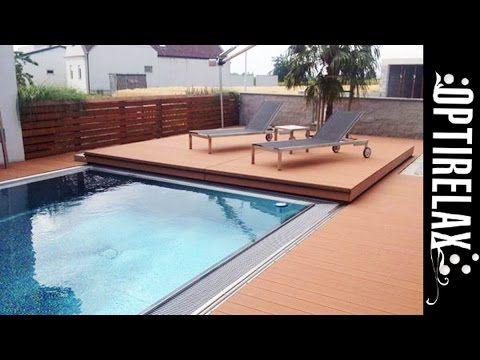 pool swim spa abdeckung fahrbar begehbar optirelax. Black Bedroom Furniture Sets. Home Design Ideas