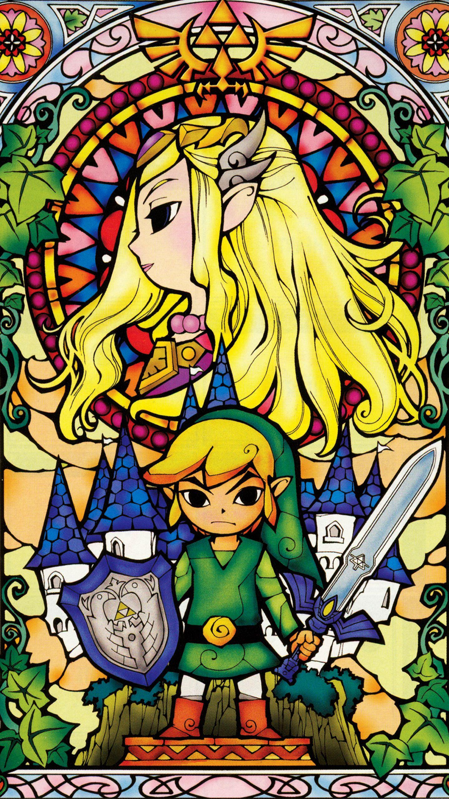 Zelda iphone wallpaper tumblr - Mobile Phone The Legend Of Zelda Wallpapers Hd Desktop