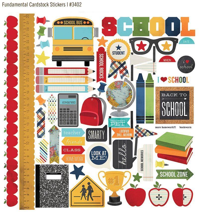 статья скрап картинки про школу этот день погожий