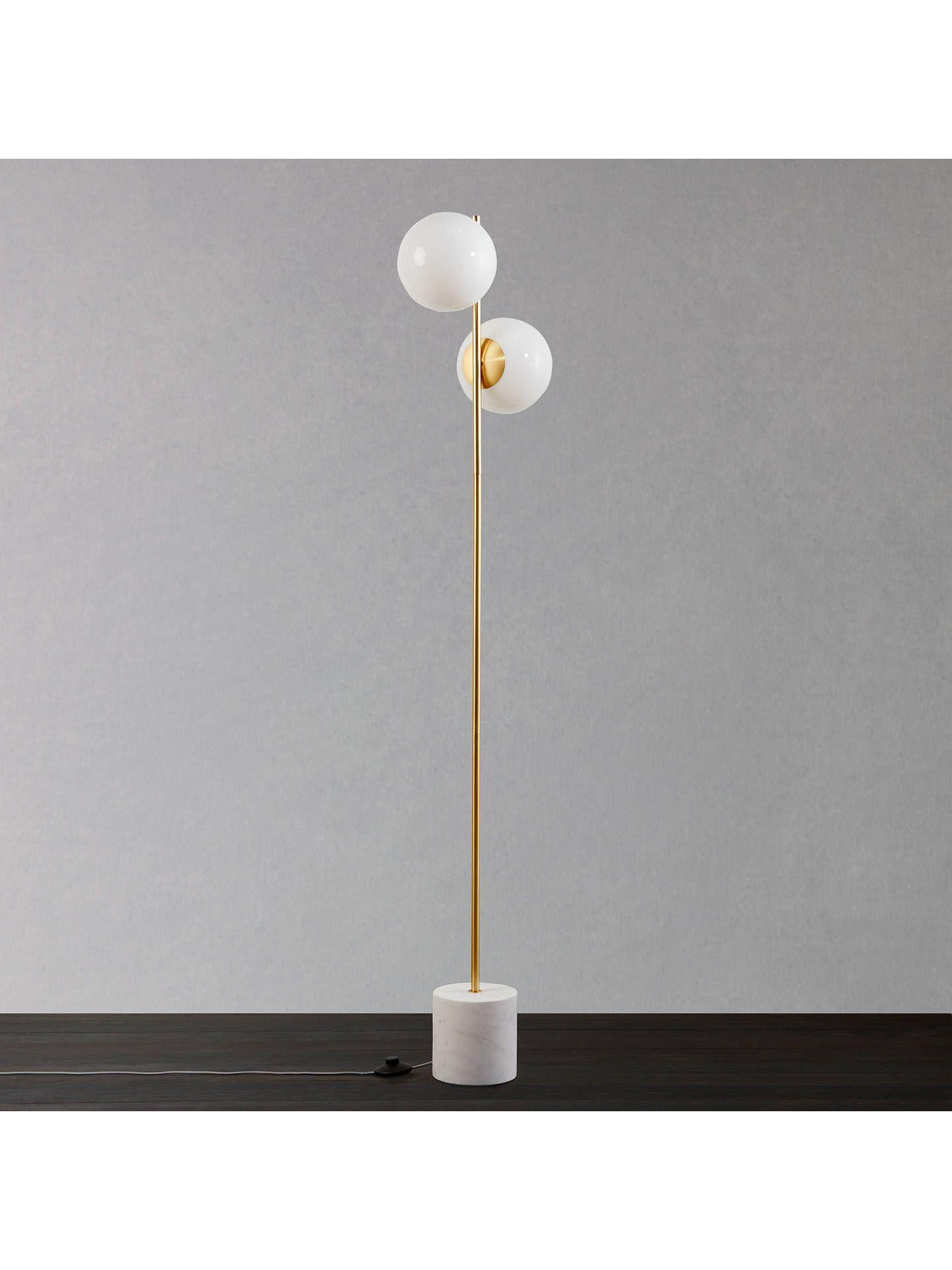 Sphere + Stem Table Lamp | Table lamp