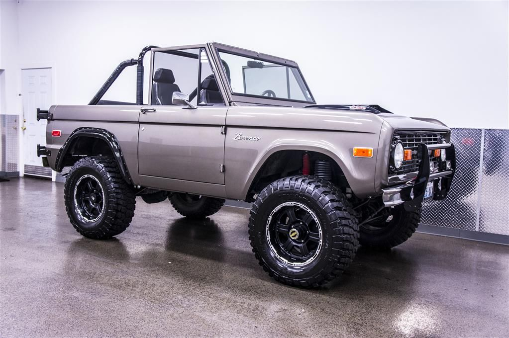 show quality 1970 ford bronco lifted bad ss picture. Black Bedroom Furniture Sets. Home Design Ideas