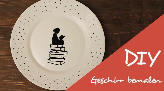 Habt ihr auch altes Porzellan in euren Schränken, das ihr mal geschenkt bekommen oder auf einem Flohmarkt ergattert habt, aber eigentlich am liebsten ausrangieren würdet? Wir zeigen euch, wie sich Geschirr in Handumdrehen aufpeppen lässt.…