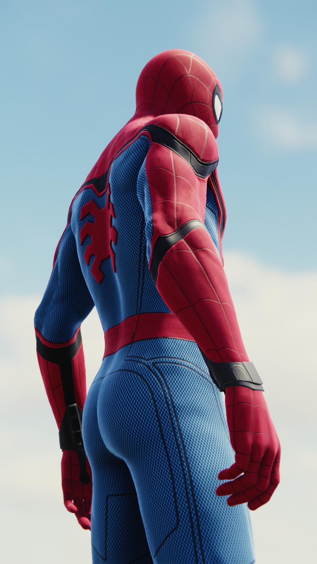 Spiderman  SpidermanPS4  MarvelsSpiderman  Marvel  Sony  Comics   PeterParker  Avengers 664dcd5753246