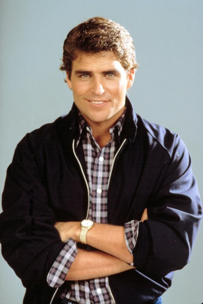 ted mcginley wife