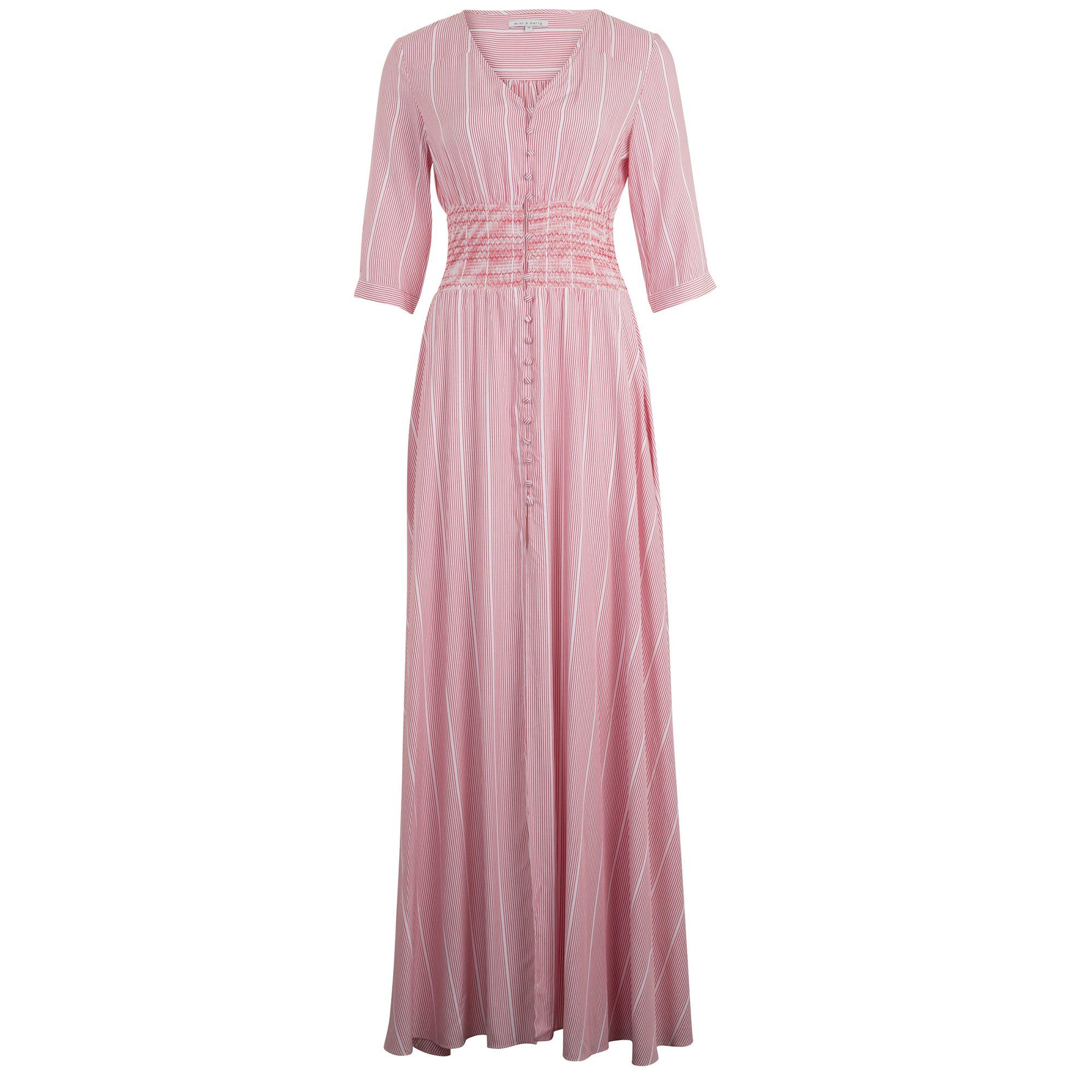 Robes Longues Printemps Ete Une Robe Mint Berry Sur Zalando Robe Longue Idees De Mode Robe Maxi