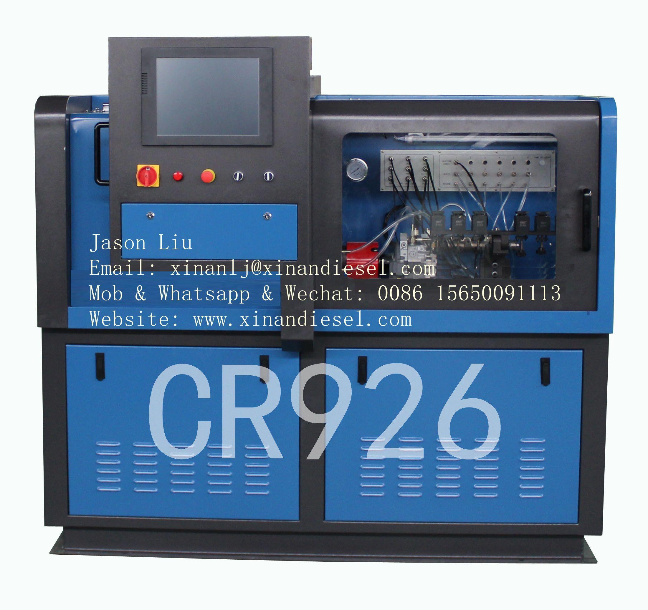 Test Cr Injector And Cr Pumps Eui Eup Heui Diesel Flip Clock Pumps