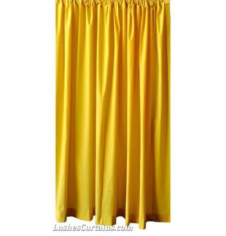 10 Ft High Flocking Velvet Curtains Lushes Curtains Curtains
