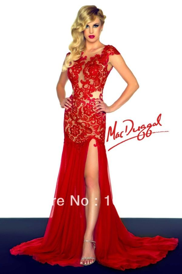 Awesome Most Beautiful Red Prom Dresses In The World - Models wearing amazing dresses in the worlds most beautiful locations