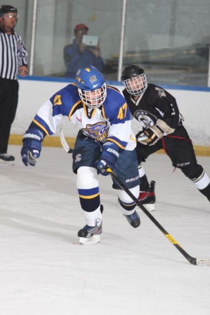 Whitby wildcats number 47 Severn wood
