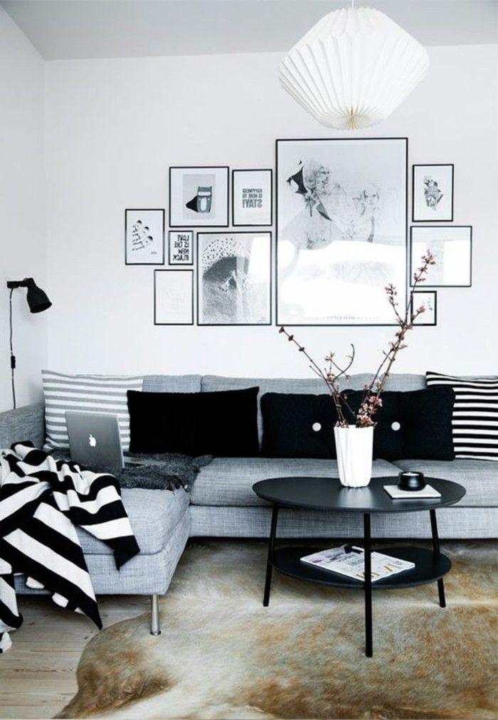120 wohnzimmer wandgestaltung ideen wohnzimmer ideen inspiration pinterest wohnzimmer. Black Bedroom Furniture Sets. Home Design Ideas