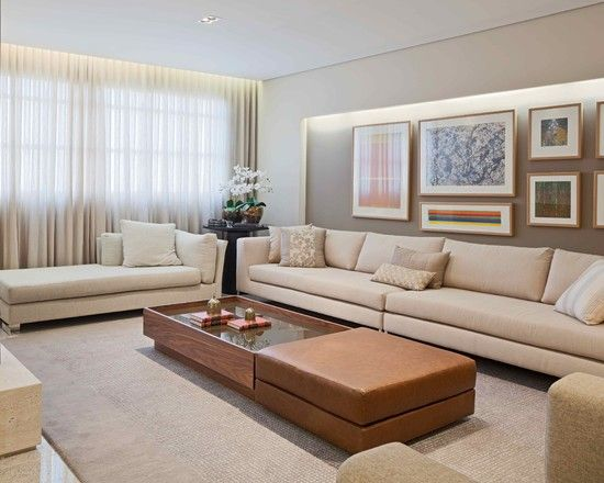 Contemporary Family Room Design Pictures Remodel Decor