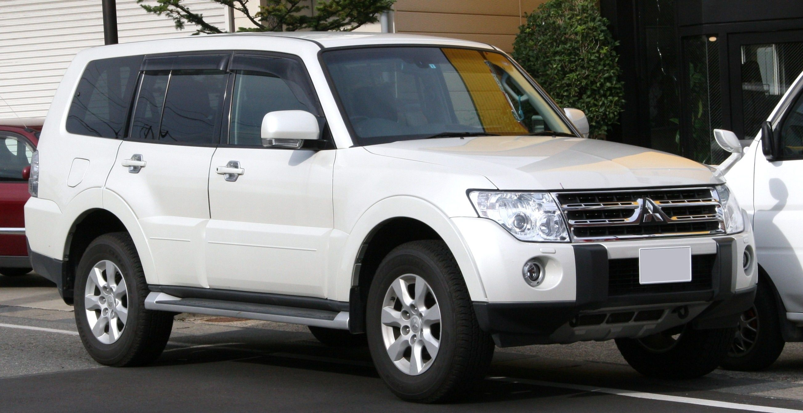 Mitsubishi Pajero 2018 Check More At Http Www New Cars Club 2018 03 19 Mitsubishi Pajero 2018