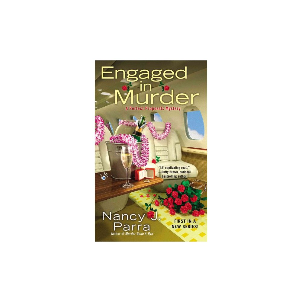 Engaged in Murder (Paperback)