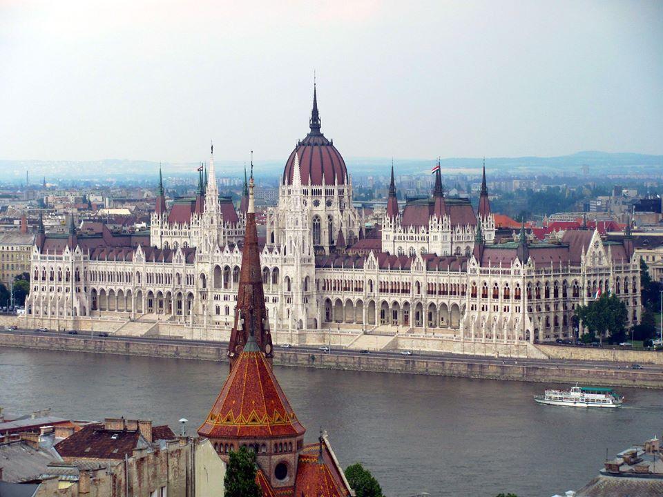 Budapest Hungary 2011 Med Billeder