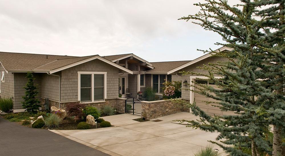 Craftsman House Plan 9401