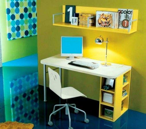 Furniture Simple Study Lighting Child Table Chairs School Furniture Desk Computer Workstation Modular S Study Table Designs Kids Study Table Study Room Design