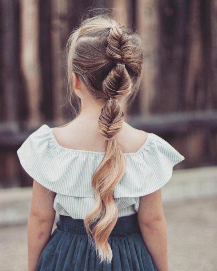 39+ Coiffure fille long cheveux des idees