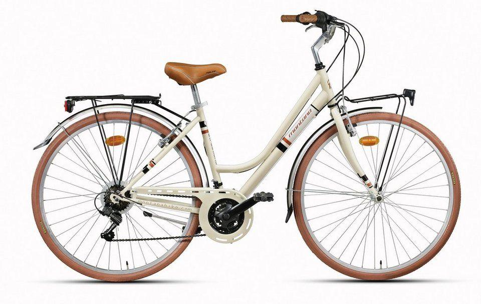 Montana Fahrrader Trekkingrad 28 Streetland 329l 21 Gang Shimano Ty 21 Schaltwerk Kettenschaltung Online Kaufen Otto Fahrrad Rad Klapprad