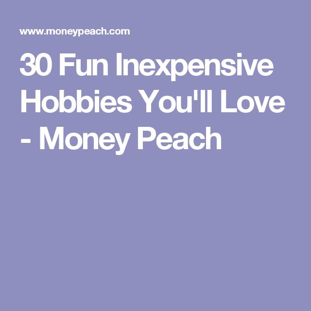 Photo of Top 7 günstige Hobbys und 40 weitere, die Sie ausprobieren möchten