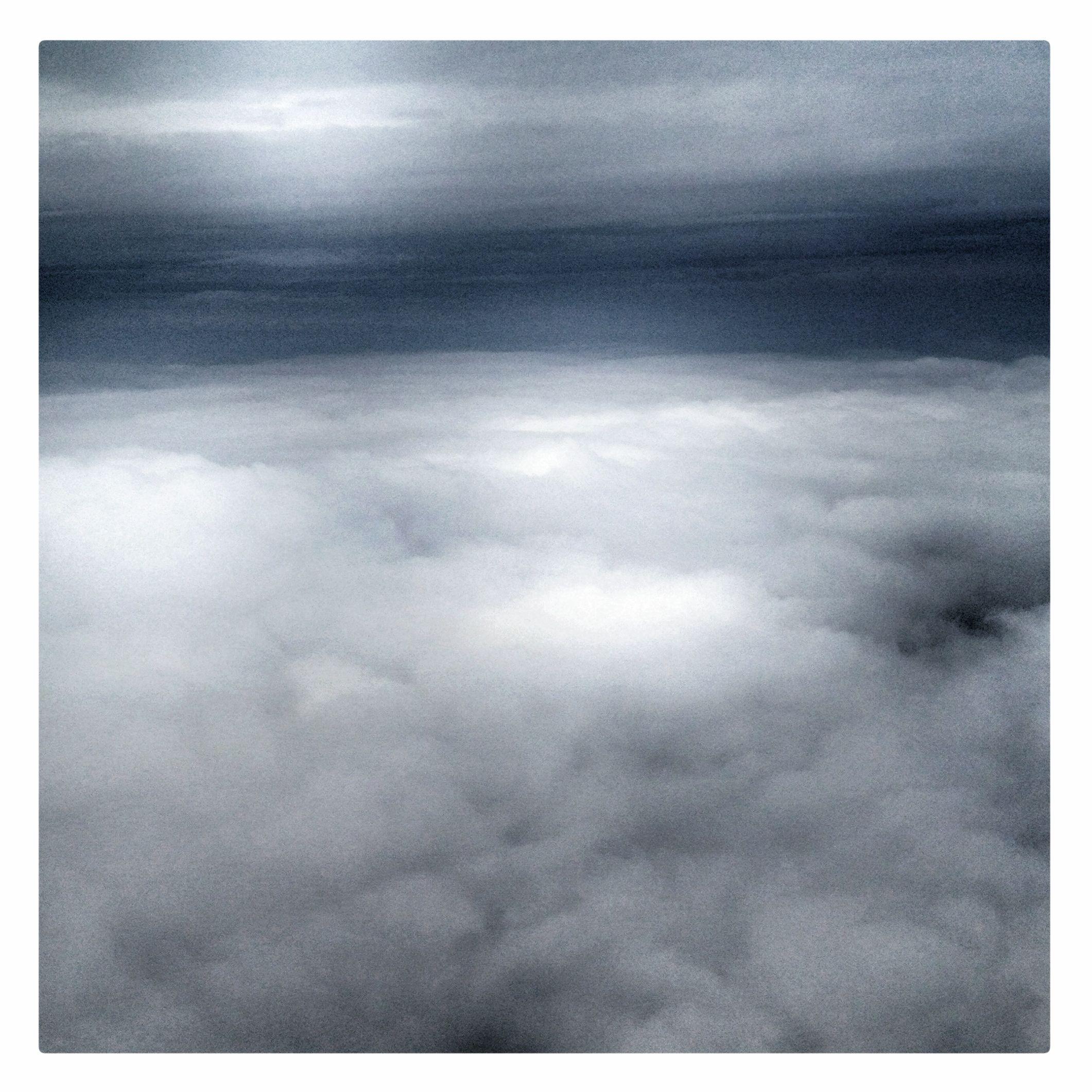 De cielo luces sky clouds lights flying