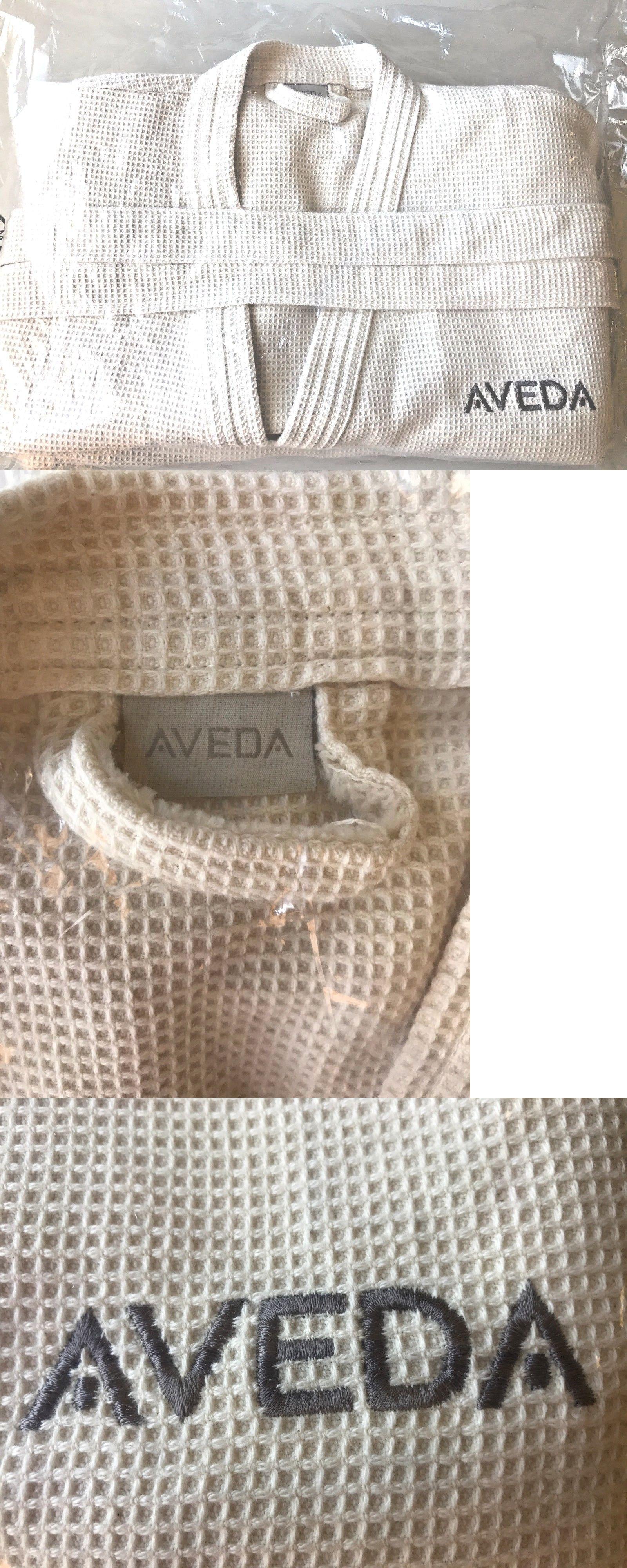 Bath Sets and Kits: Aveda Kimono Style Spa Bath Robe 100% Cotton New ...