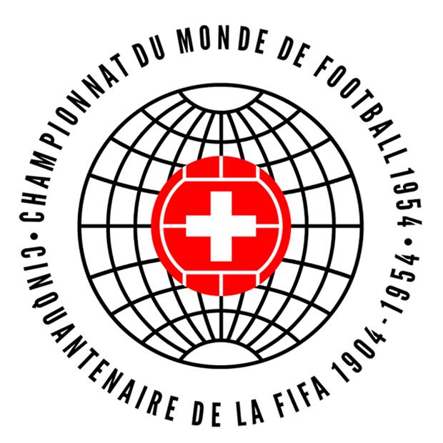 Fifa World Cup 1954 Switzerland World Cup Logo Fifa Fifa World Cup