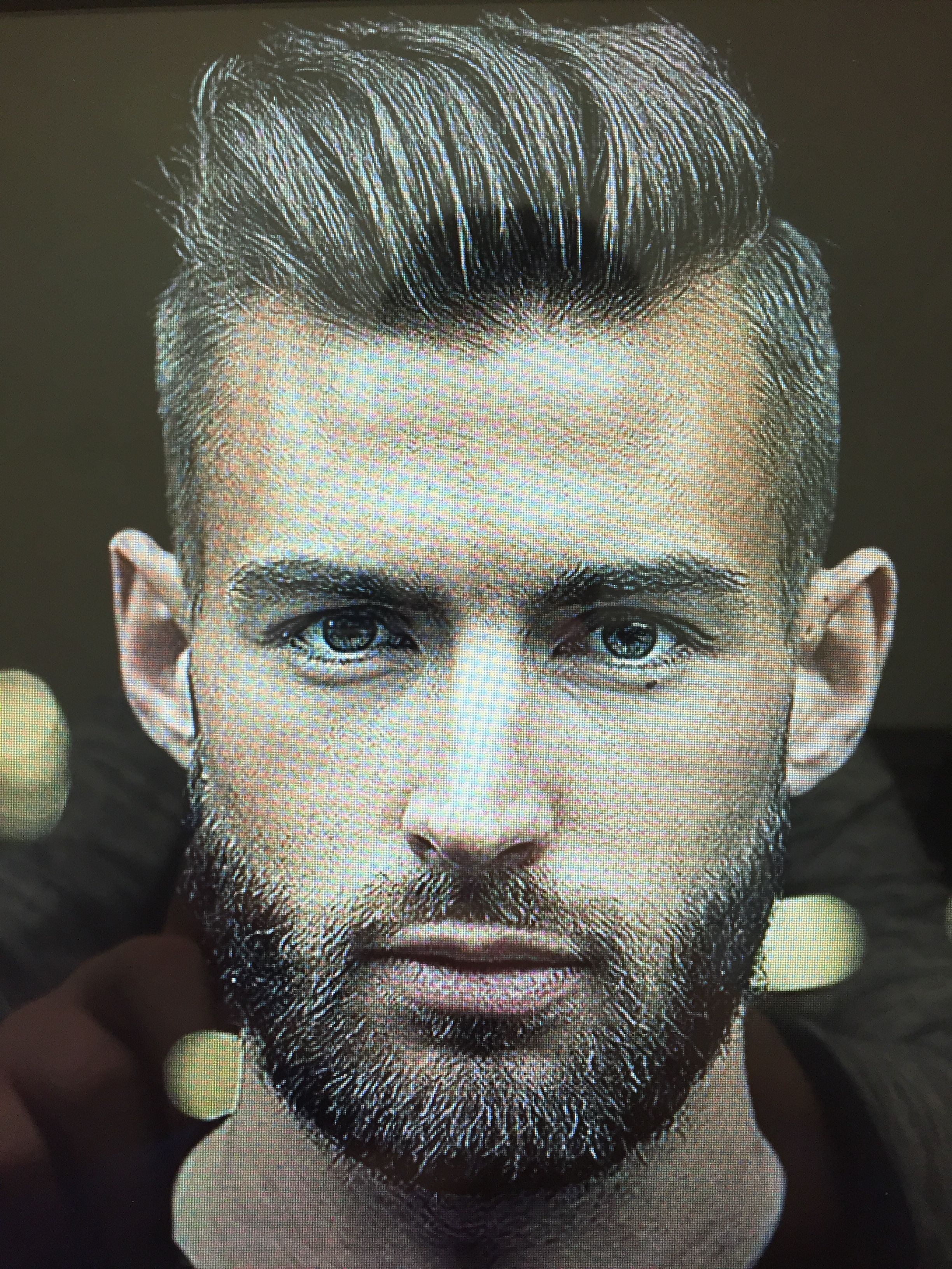 Haircuts for men with widows peak pin by patrick schuh on männer frisur  pinterest  haircuts hair