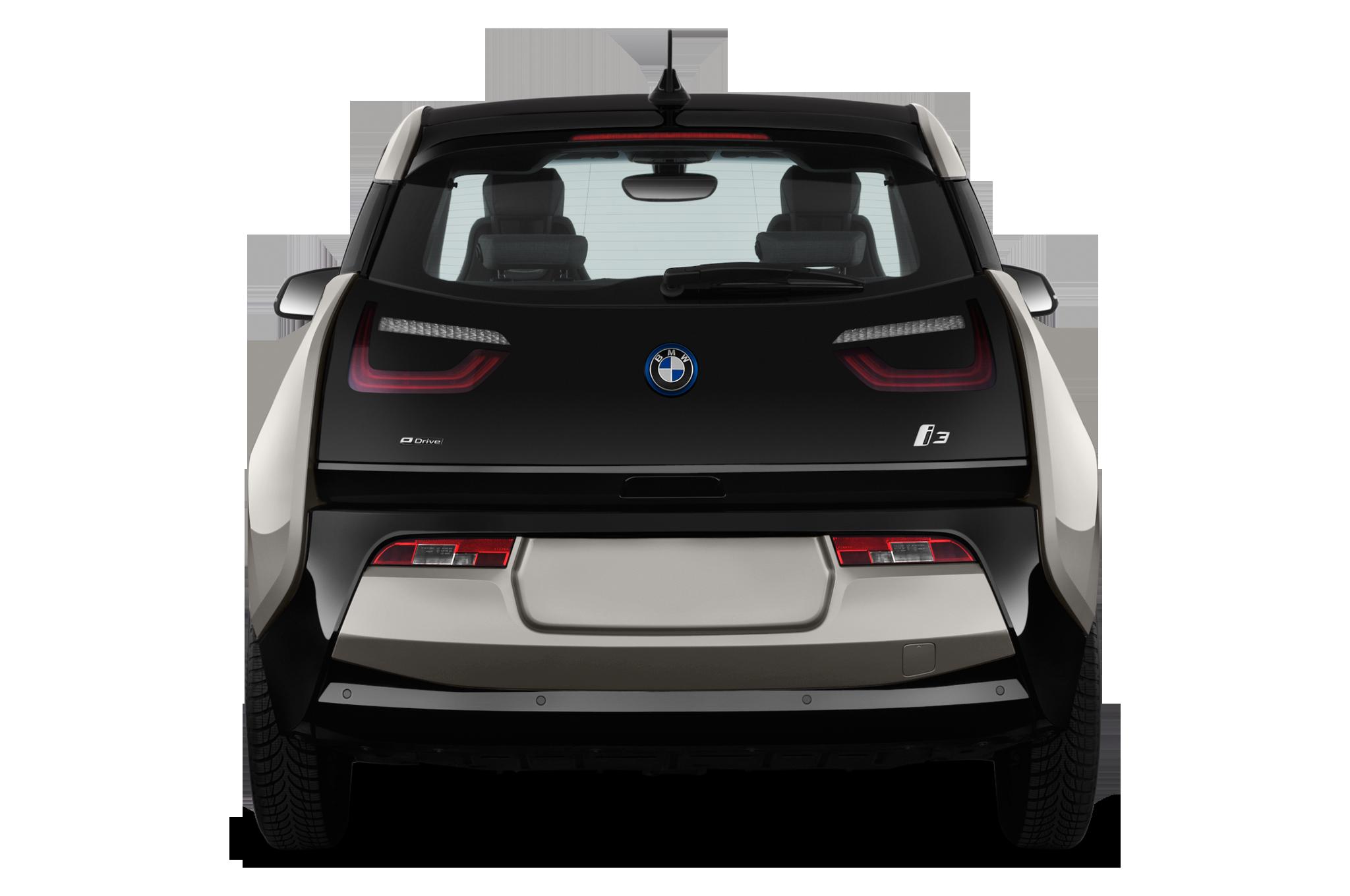 2016 Bmw I3 Mega Hatchback Rear View Png 2048 1360 Bmw I3 Hatchback Bmw