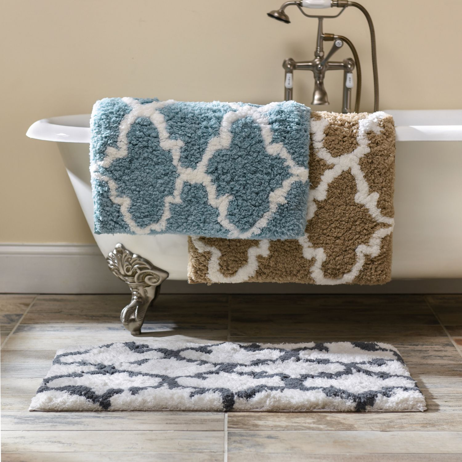 Shop Our Collection Of Bath Mats And Rugs For A Style And