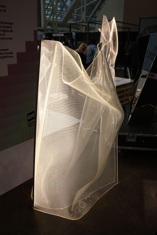 Acrylic Sheets Transform Light Into An Architectural Sculpture Architectural Sculpture Trending Decor Acrylic Sheets