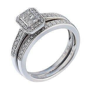 Bridal rings and Bridal sets
