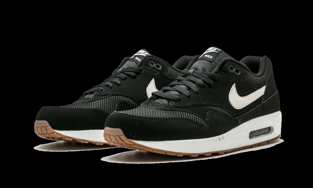 Nike Air max 1 Black Light Bone Gum 537383 026 | Air max 1