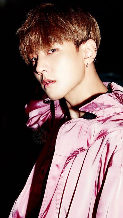 Ikon Kim Donghyuk Gambar Bobby Menggambar Rambut