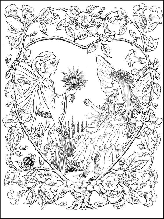 Coloring Page Adult ColoringColoring BooksColoring