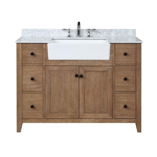 29+ Wood vanity home depot model