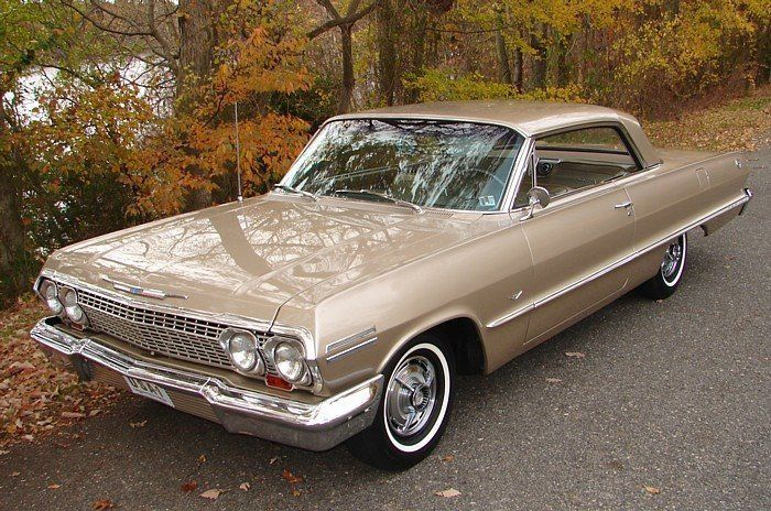 1963 Impala Chevroletimpala1963 Classic Cars Chevy Classic Cars Chevrolet Impala