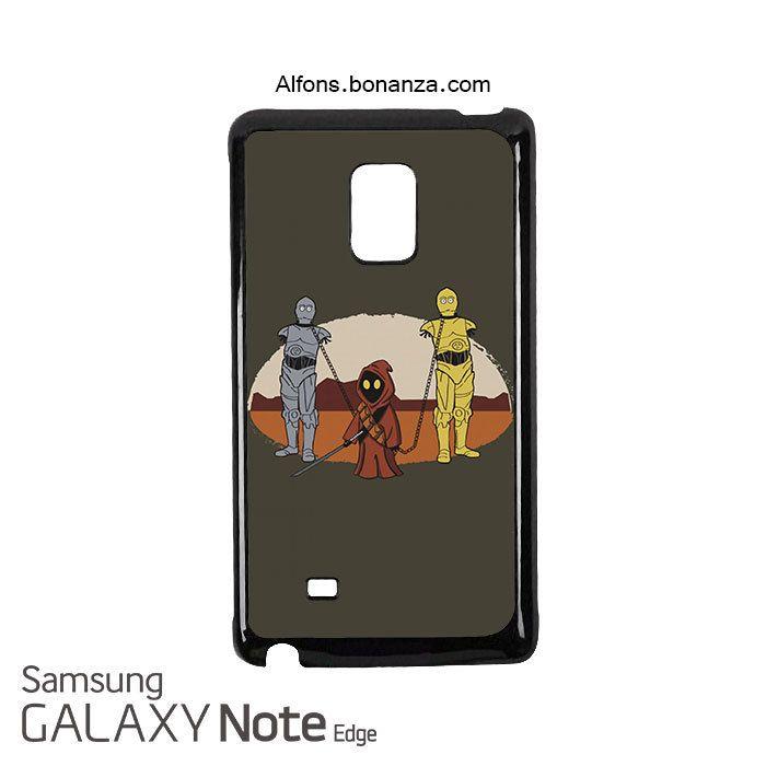 Starwars Walking Dead Samsung Galaxy Note EDGE Case
