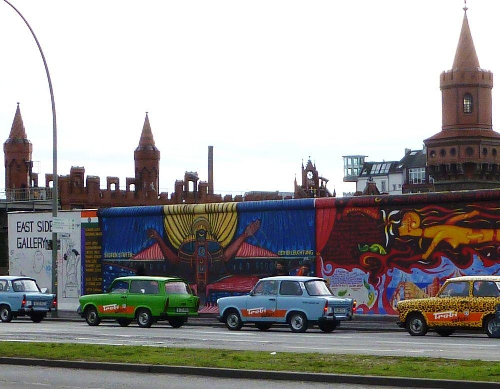 East Side Gallery Foto Bilder Fotos Bilder