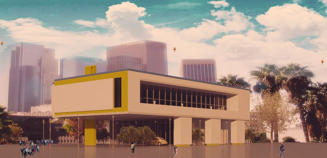 #office_building #revit #ps